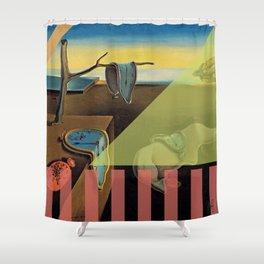 Tick Toc Shower Curtain