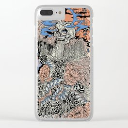 The Lucky Charms Clear iPhone Case