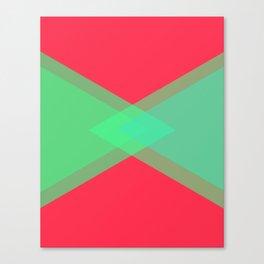 EADES Canvas Print