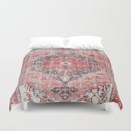 N62 - Vintage Farmhouse Rustic Traditional Moroccan Style Artwork Duvet Cover