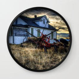 Egli House Wall Clock