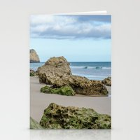 portugal Stationery Cards featuring ALGARVE PORTUGAL by Sébastien BOUVIER