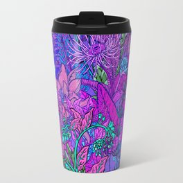 Electric Garden Travel Mug