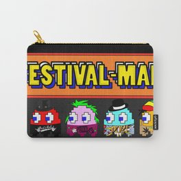 Festival Man Carry-All Pouch