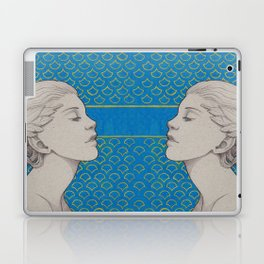 Swanlike Double Laptop & iPad Skin