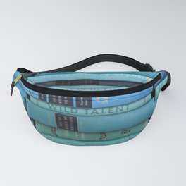 Wild Talent in Teal Fanny Pack