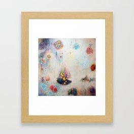 'Approaching Storm' Framed Art Print
