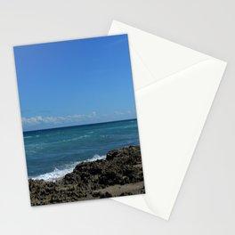 Beautiful Santa Lucia Beach Stationery Cards