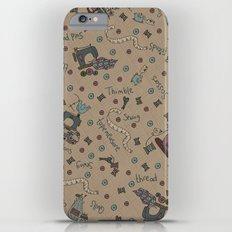 My Sewing Things... Slim Case iPhone 6s Plus