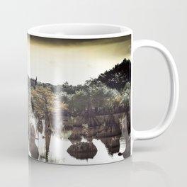 Dead Lakes Grunge Style Coffee Mug