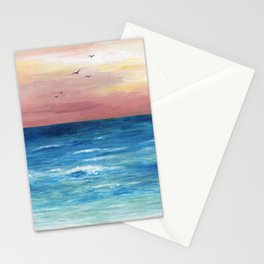 Sea View 269 Stationery Cards