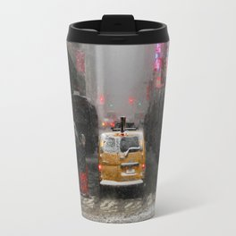 Snow Empire - NYC Travel Mug