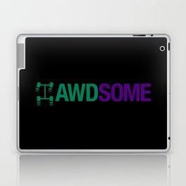 AWDSOME v6 HQvector Laptop & iPad Skin