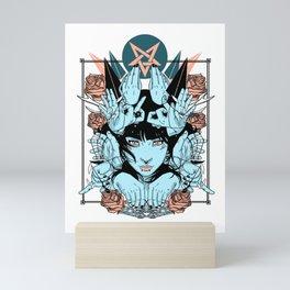 Zodiac Signs Mini Art Print
