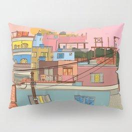 Favela Pillow Sham