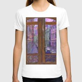 SEAPUNK WINDOW T-shirt