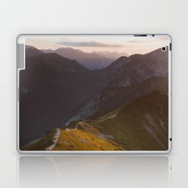 Before sunset - Landscape and Nature Photography Laptop & iPad Skin