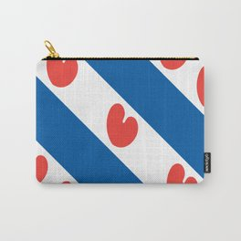 flag of frisia Carry-All Pouch