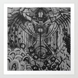 Breadth Art Print