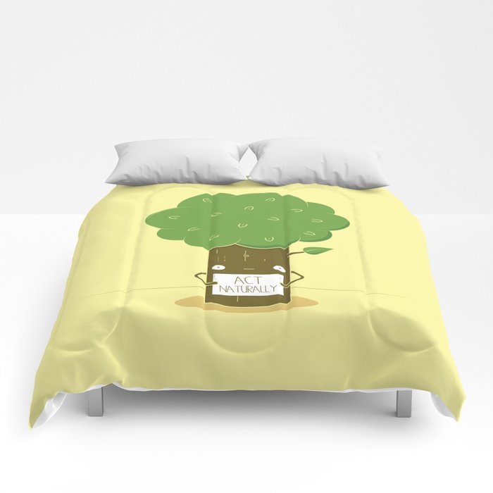 Act Naturally! Comforters