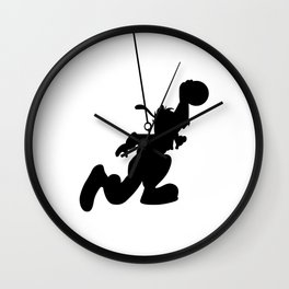 #thejumpmanseries, Max Wall Clock