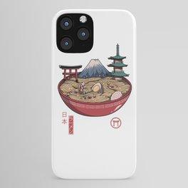 A Japanese Ramen iPhone Case