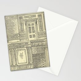 Architectural Elements Stationery Cards