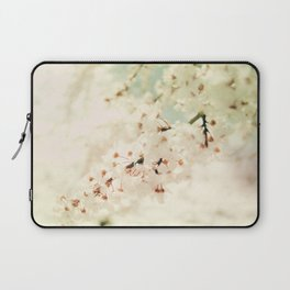 BRAVE LITTLE BLOSSOMS Laptop Sleeve