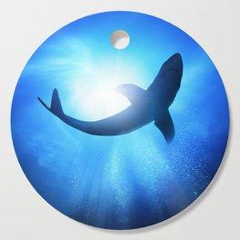 Shark Cutting Board