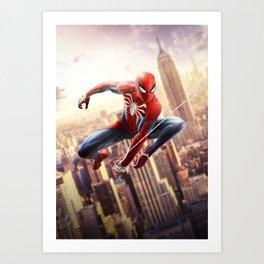Spider-Man: Far From Home Art Print