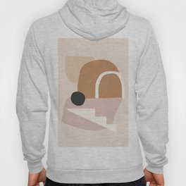 abstract minimal 24 Hoody