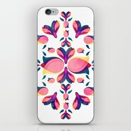 Tulip Pattern iPhone Skin
