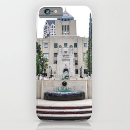 So Grand & Warm iPhone Case