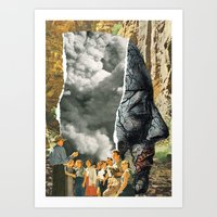 Take The Time To Understand Art Print