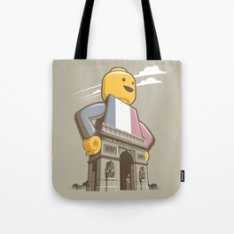 L'Arc de Trouser Tote Bag