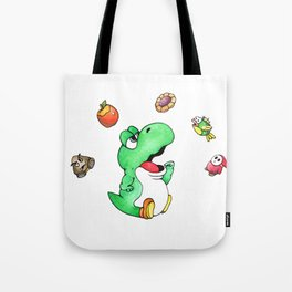 Feed the Fatty? (Yes) (No) Tote Bag