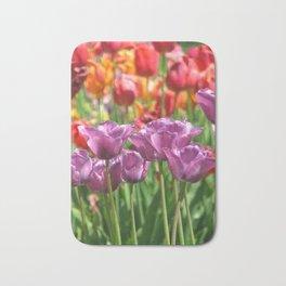 Bouquet of Tulips Bath Mat