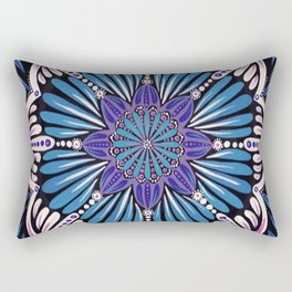 energy flows Rectangular Pillow
