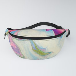Crystal Mountain Fanny Pack