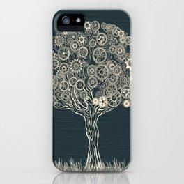 Gear Tree iPhone Case