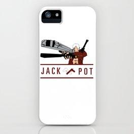 JACK POT iPhone Case