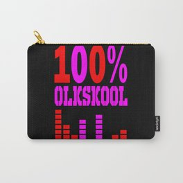 oldskool raver Carry-All Pouch