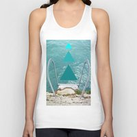 swim Tank Tops featuring Swim by TiannaFowler