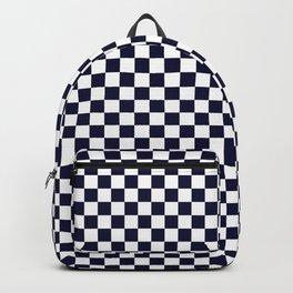 Checker Pattern Seamless Wallpaper Backdrop Backpack
