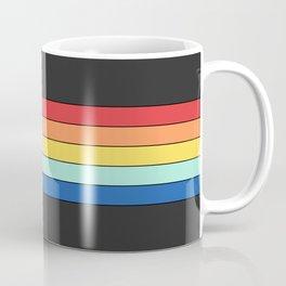 Vintage T-shirt No8 Coffee Mug