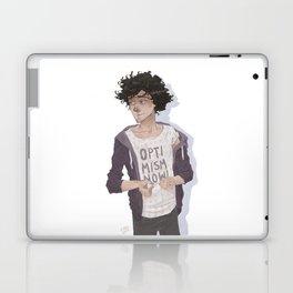 R the optimist Laptop & iPad Skin
