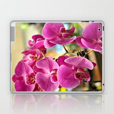 Orchids in Singapore Laptop & iPad Skin