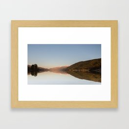 Ben Lawers from Kenmore Framed Art Print