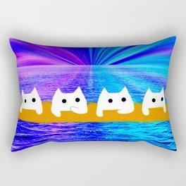 cat-160 Rectangular Pillow
