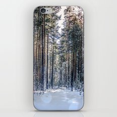 Sun forest iPhone & iPod Skin